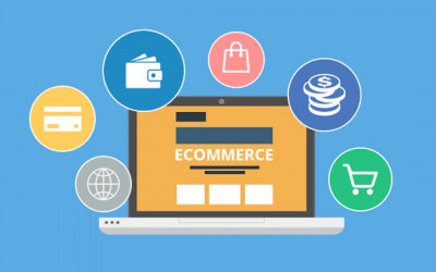 Ilustrasi e-commerce (istimewa)